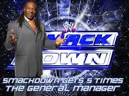 Booker T GM