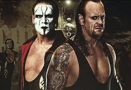 undertaker vs sting