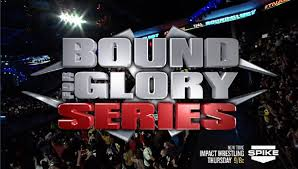 Bound for glory series 2013 logo