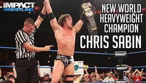 Chris Sabin TNA champ