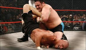 Samoa Joe Submission