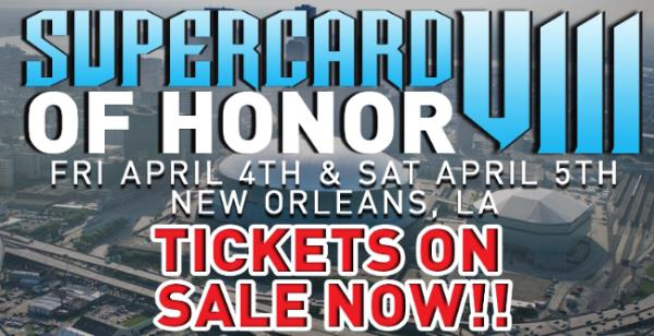 Ring Of Honor April