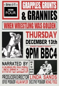 When Wrestling was golden