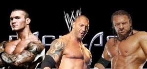 HHH Batista and Orton