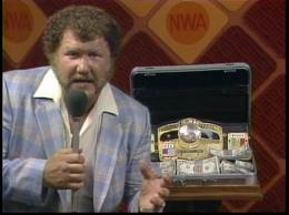 Harley Race NWA Champ