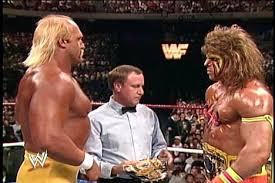 Warrior vs Hogan