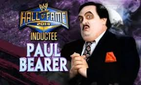 Paul Bearer in HOF