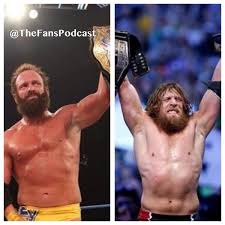 Eric Young and Daniel Bryan