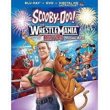 Scooby Doo Wrestlemania