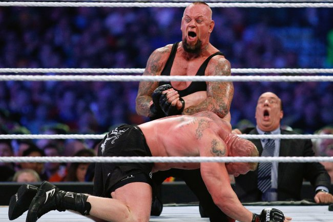 Undertaker Mania XXX