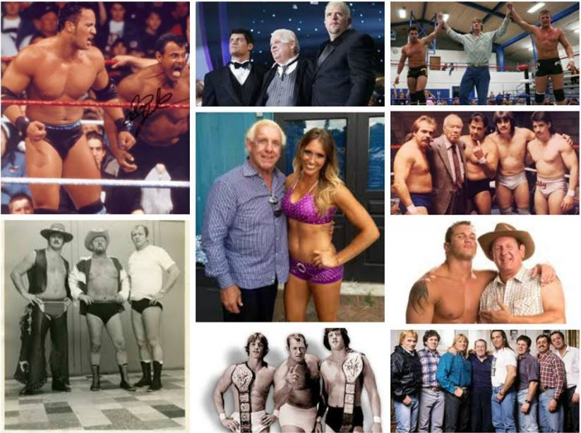 Wrestling Fathers