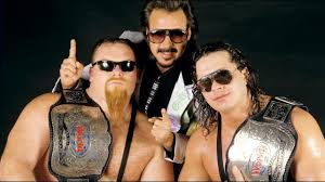 Hart Foundation and Jimmy