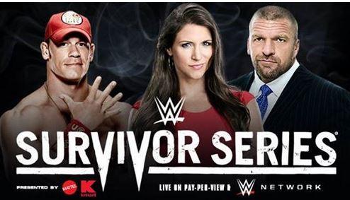 Team Cena vs Team Authority