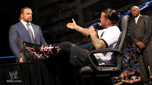 PUnk and HHH