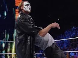 Sting WWE 1