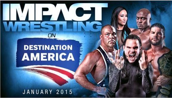 TNA Finds a Destination