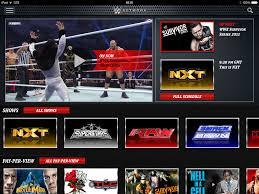 WWE Network Nov