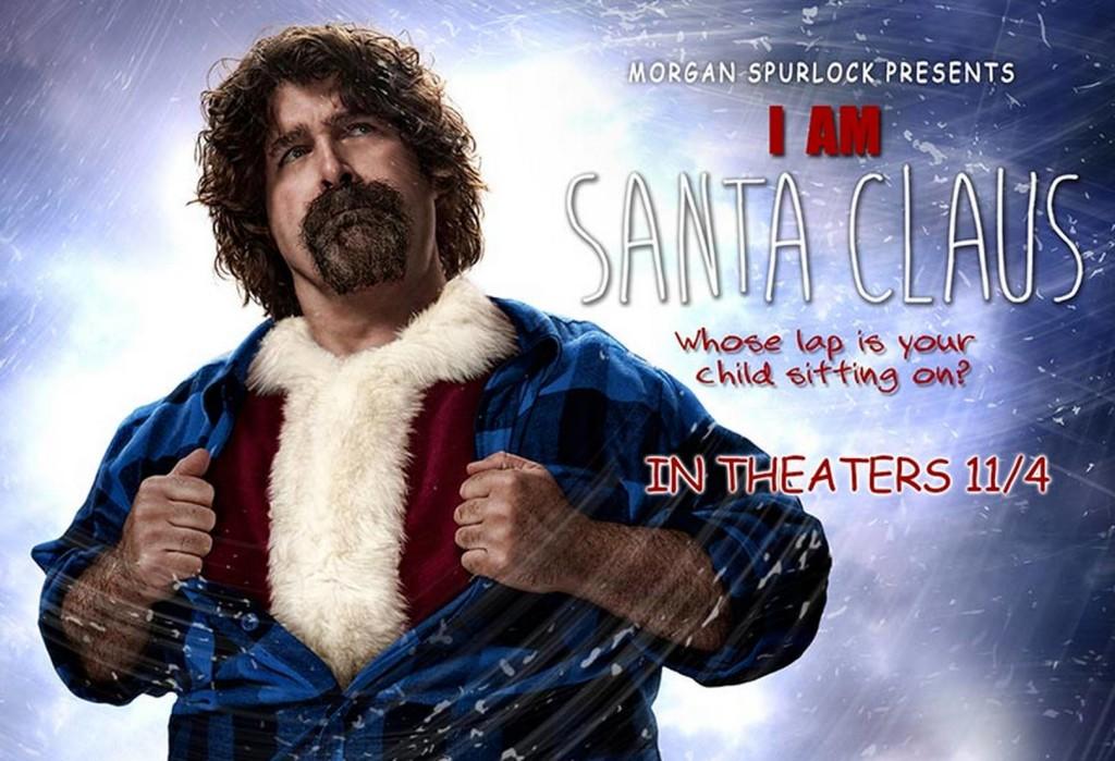 Mick Foley I am Santa Claus