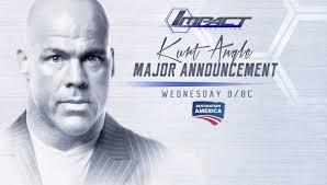 Kurt Angle 2015