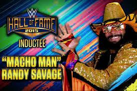 Randy Savage HOF