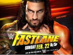 WWE Fastlane PPV