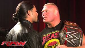 Brock and Roman