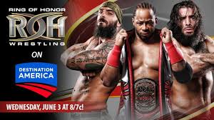 ROH to Destination America
