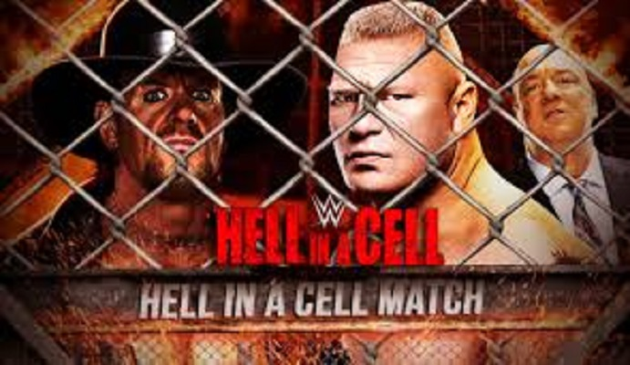 Hell In A Cell 15