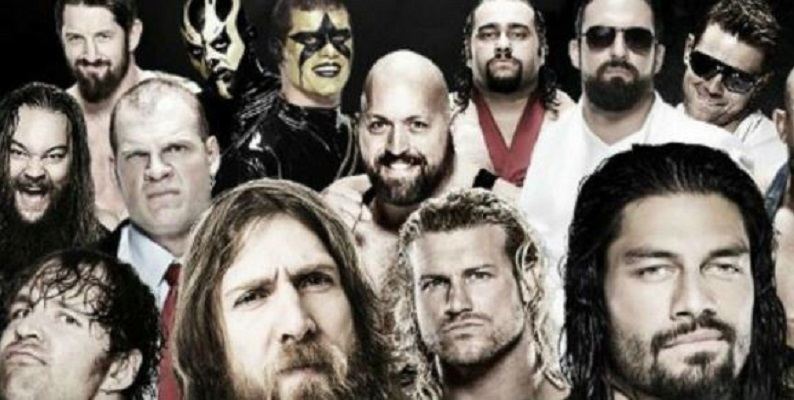 WWE 2015