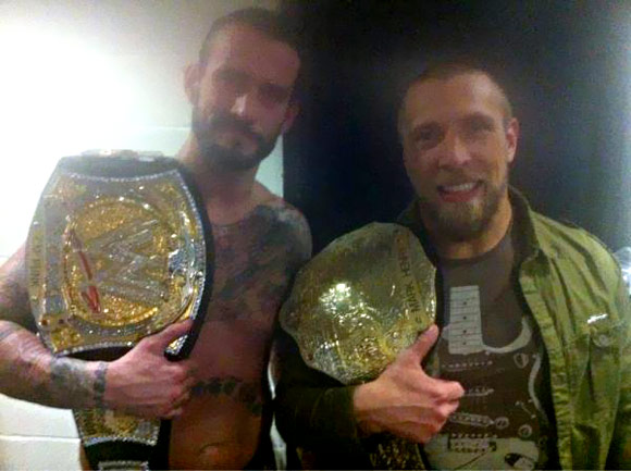 Punk and Bryan