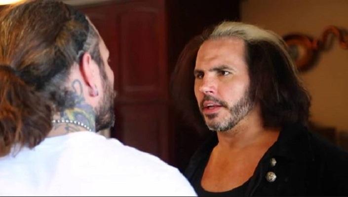 Matt and Jeff Hardy