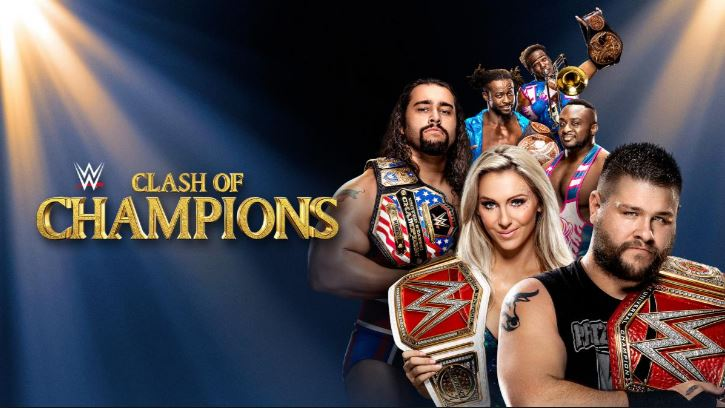 Clash of Champions 16