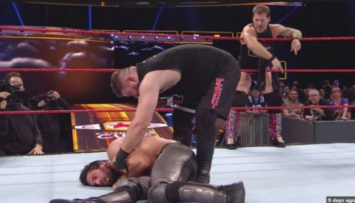 Owens and Jericho