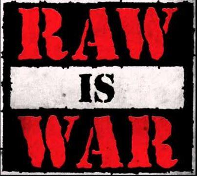 RAW is WAR