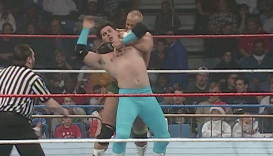 Ringmaster vs Matt Hardy