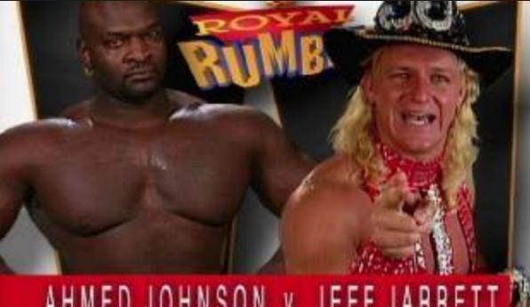 Ahmed vs JJ Rumble