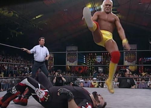 Hogan vs One Man Gang