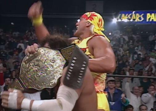Macho Man World Title