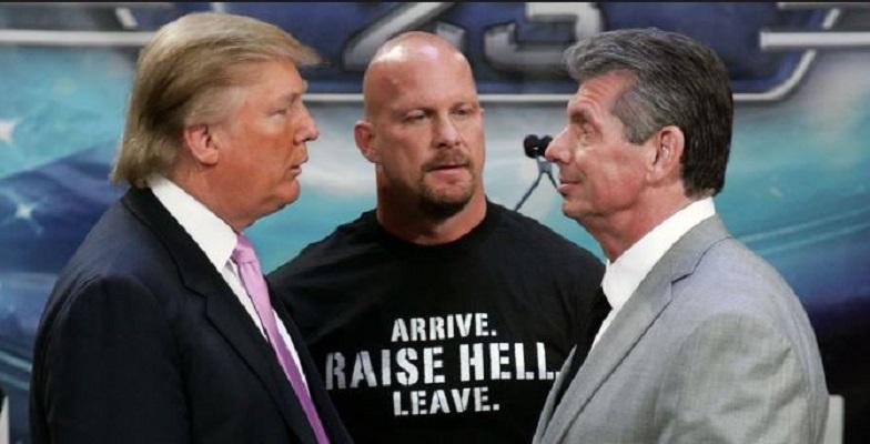 Trump McMahon
