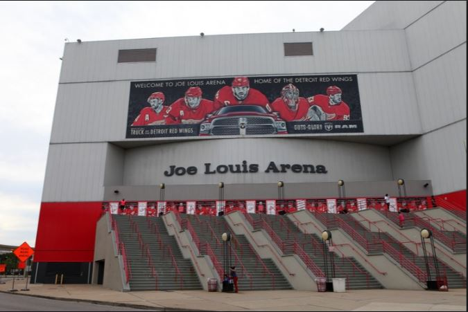 Joe Louis Arena 2