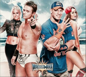 WWE Wrestlemania Plans 2017