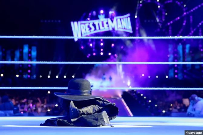 Undertaker Mania 33