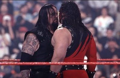 Undertaker and Kane 1
