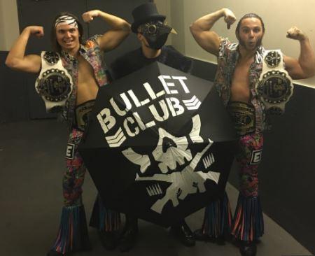 Bullet Club 2017