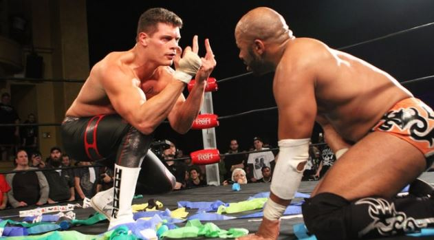 Cody Rhodes ROH