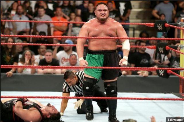 Samoa Joe Extreme